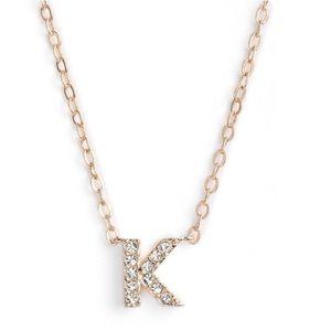 NADRI - Initial Pendant Necklace